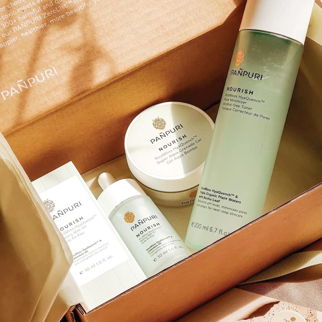 PAÑPURI | Clean Beauty & Wellness Made Effective